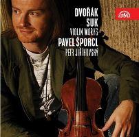 A. DVOŘÁK a J. SUK: VIOLIN WORKS (2006)