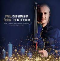 CHRISTMAS ON THE BLUE VIOLIN  (2017)